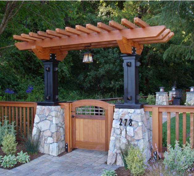 Garden Arbors Designs 4