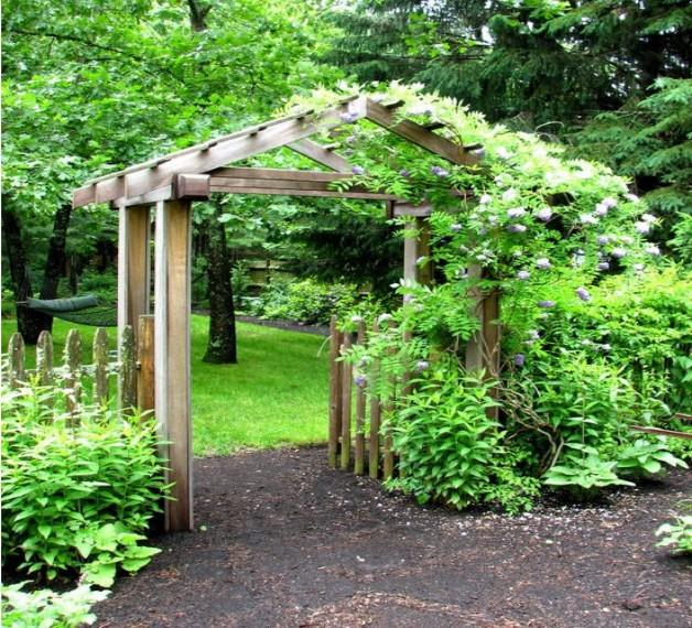 Garden Arbors Plans 3