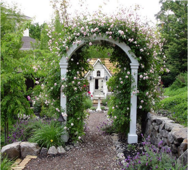 Garden Arbors Plans