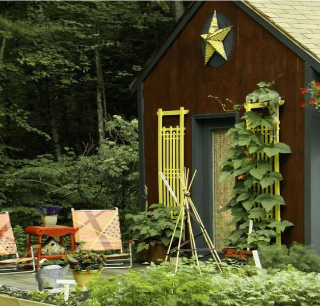 Garden Trellises Ideas 3