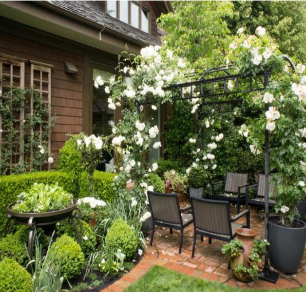 Garden Trellises Ideas 4