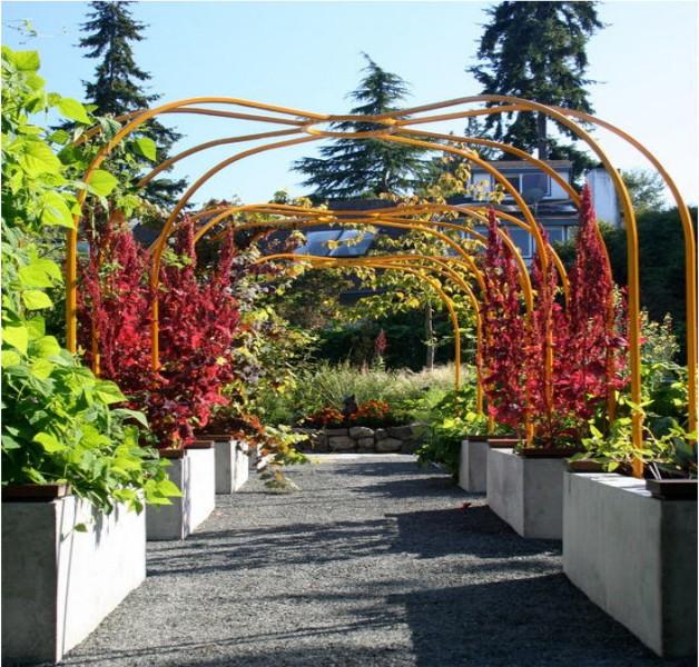 Garden Trellises Ideas 7