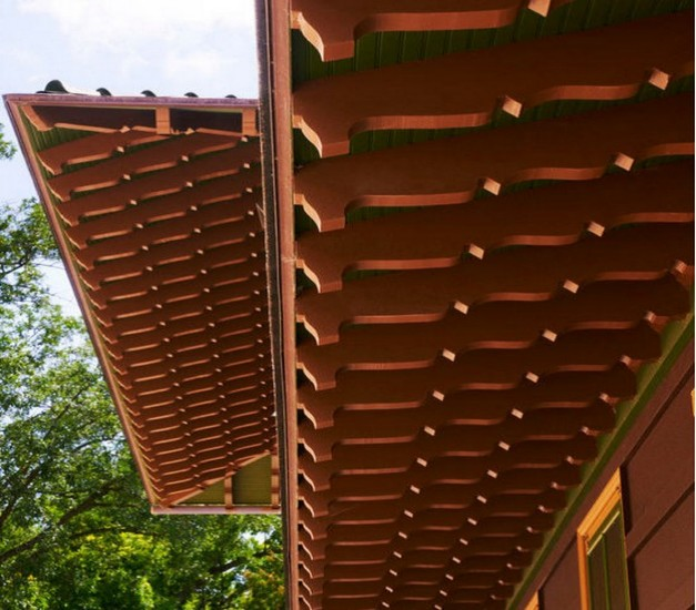 Pergola End Cut Designs 11