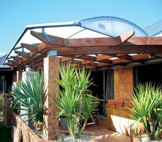 Pergola End Cut Designs 5