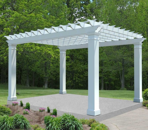 Pergola End Cut Designs 6