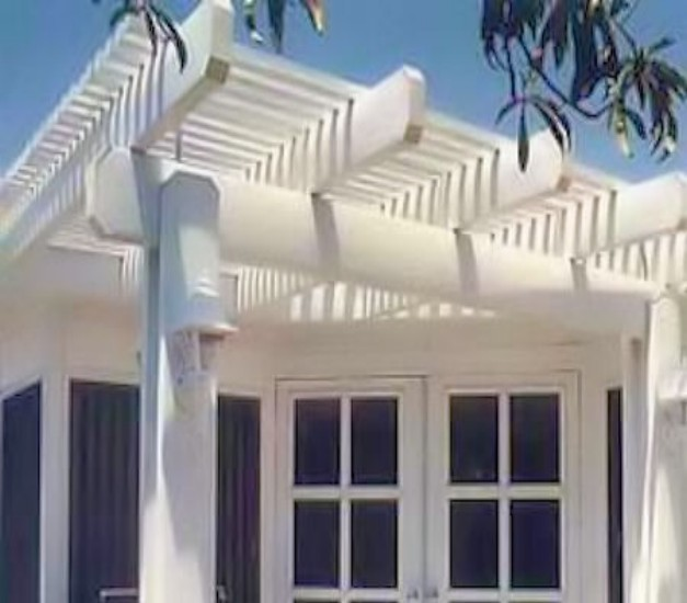 Pergola End Cut Designs 7