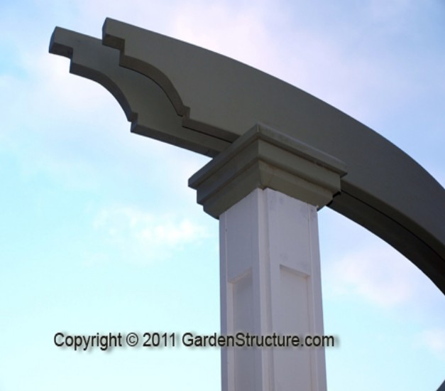 Pergola End Cut Designs 9