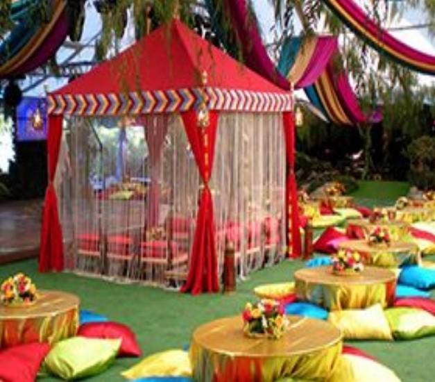 Pergola Tent Ideas 6