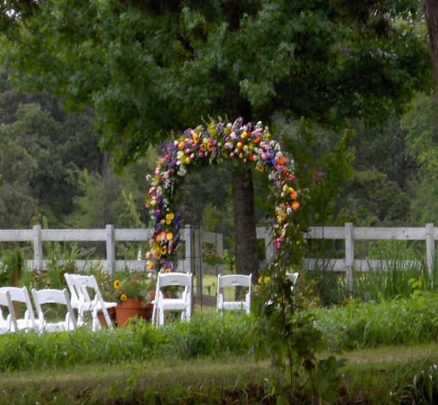 Wedding Arbor Designs 6
