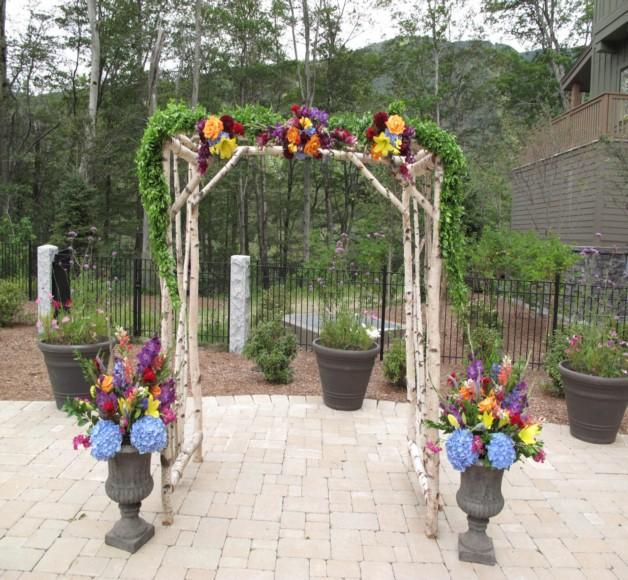 Wedding Arbor Designs