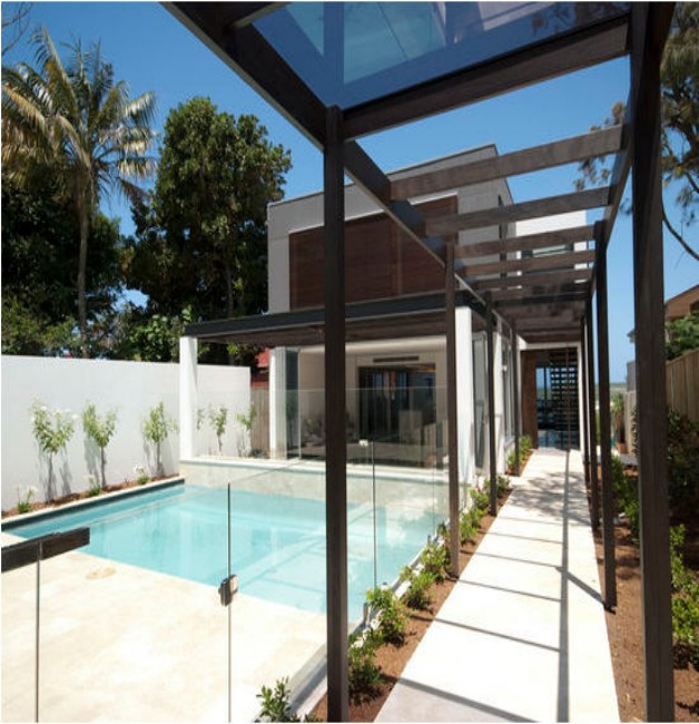 Glass Roof Pergolas 2