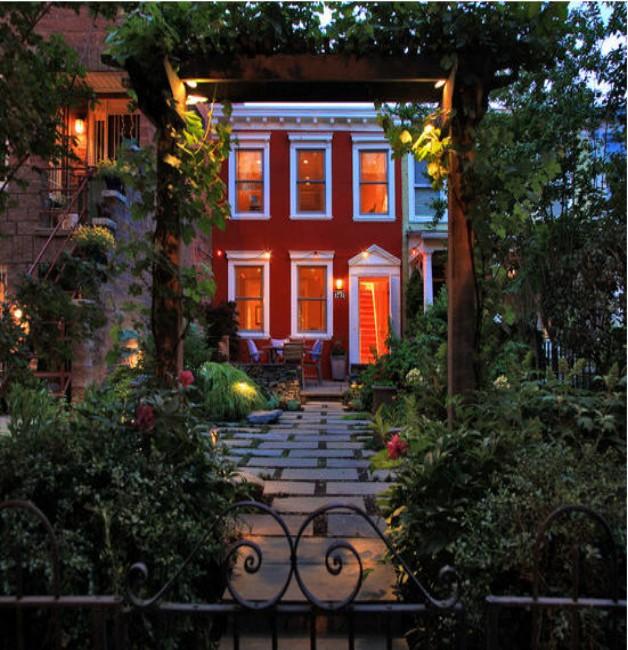 Garden Arbor Gate 2