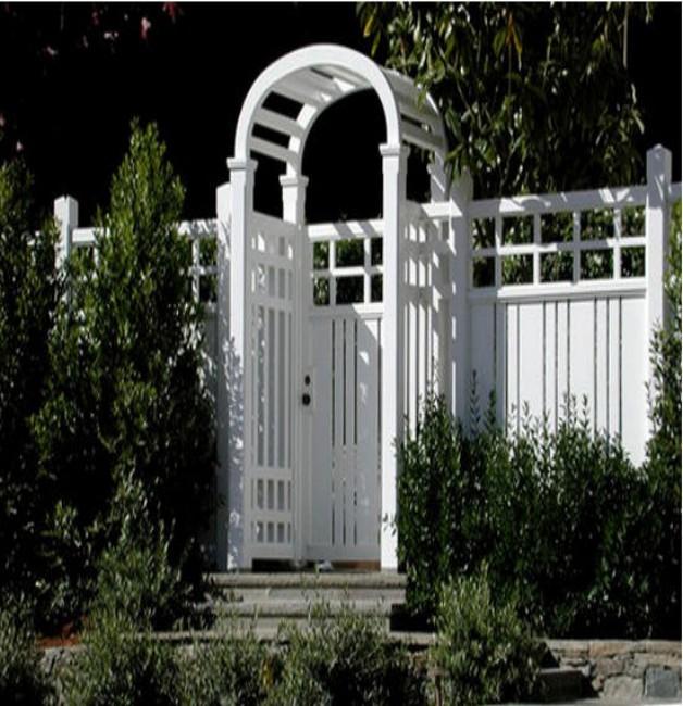 Garden Arbor Gate 4