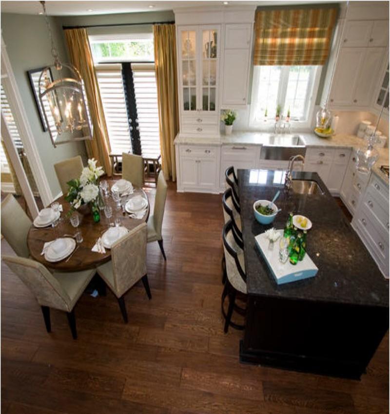 Best Trellis Kitchen Curtains 2