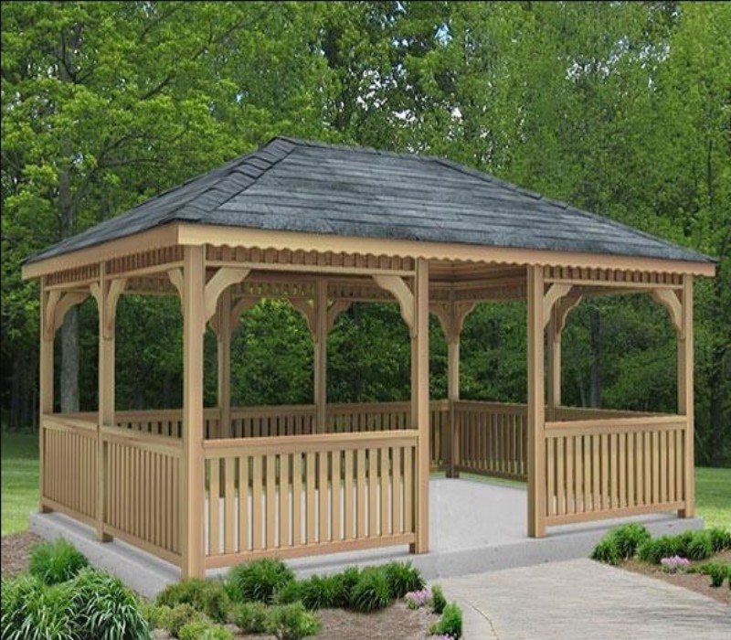 Gazebo And its Structure 2