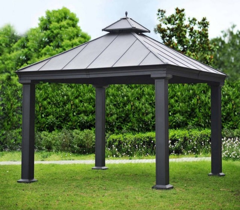 Gazebo And its Structure 3