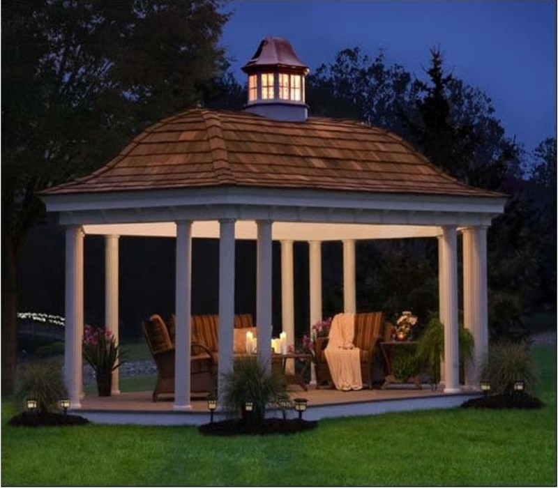 Gazebo And its Structure 4