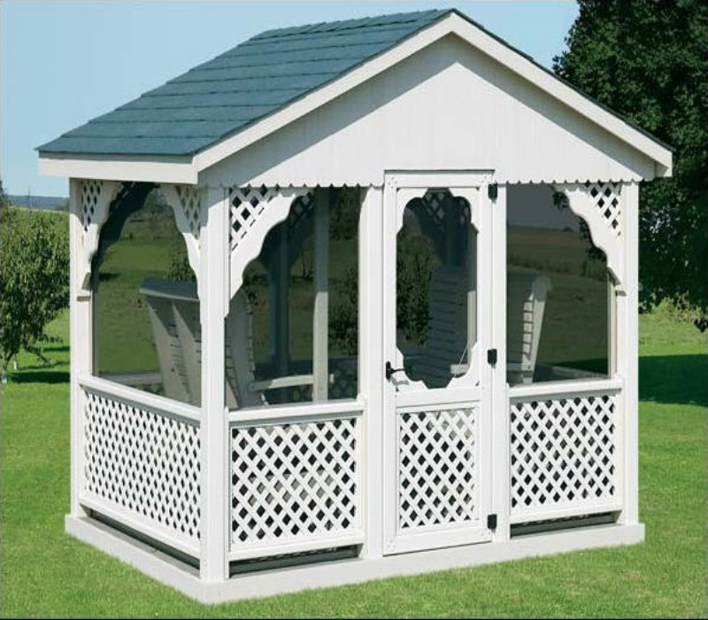 Gazebo And its Structure 5