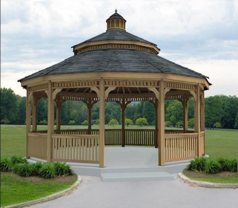 Gazebo And its Structure 7