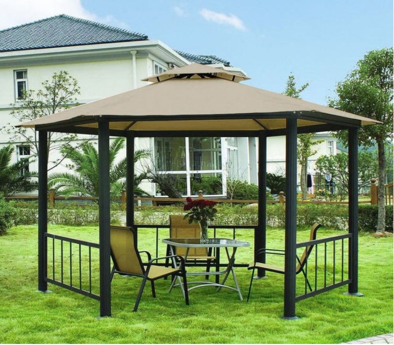 Gazebo And its Structure