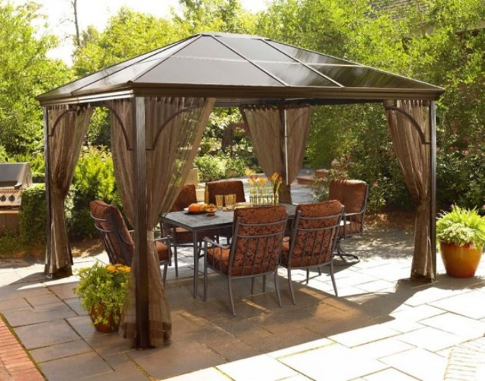 Ordinaire Pergola Gazebos Ideas And Designs.