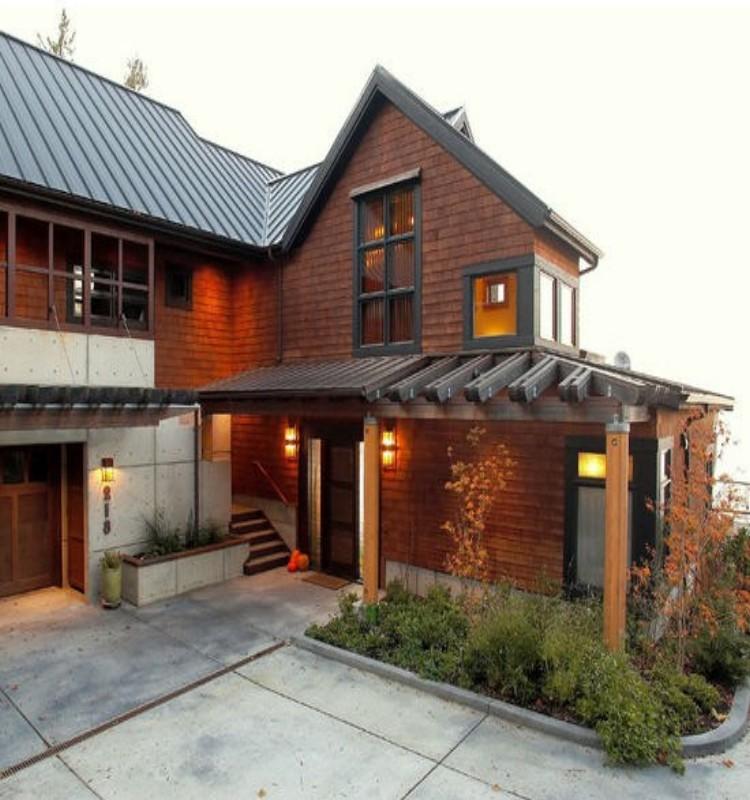 Metal Roof for Pergola 4