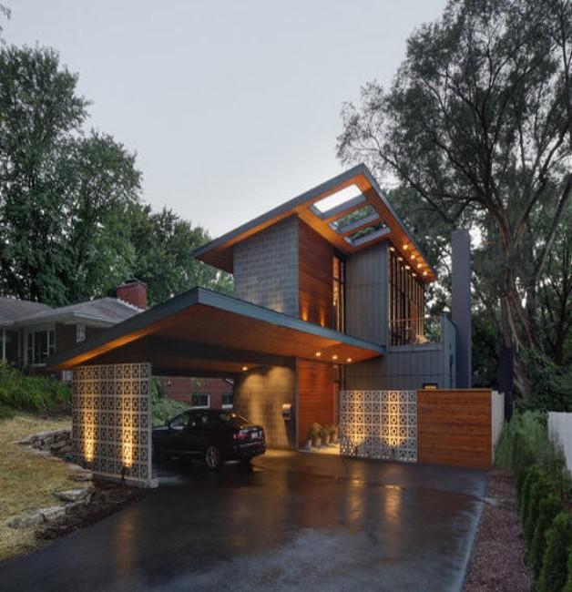 Pergola Carport Designs 3