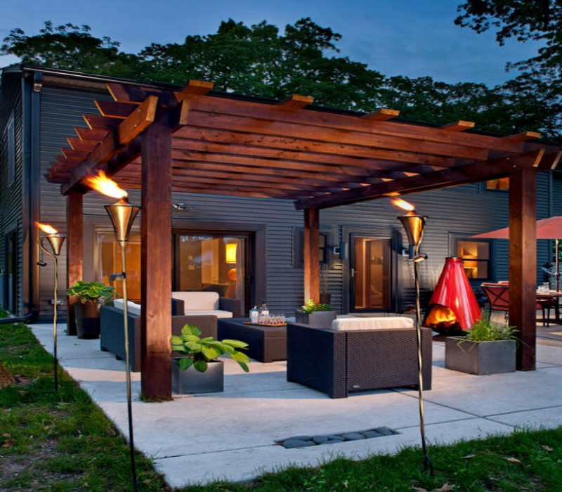 Pergola Furniture – Enhance Beauty Of Your Garden