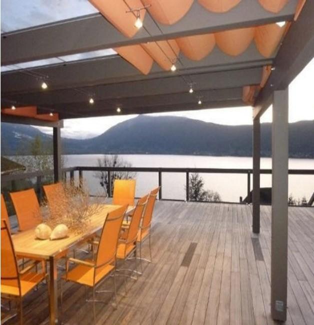 Retractable Pergola Canopies 1