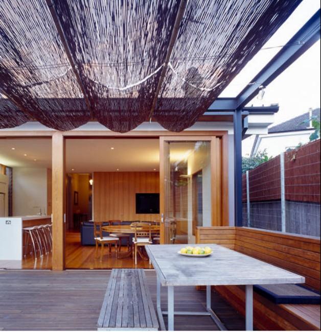 Retractable Pergola Canopies 3