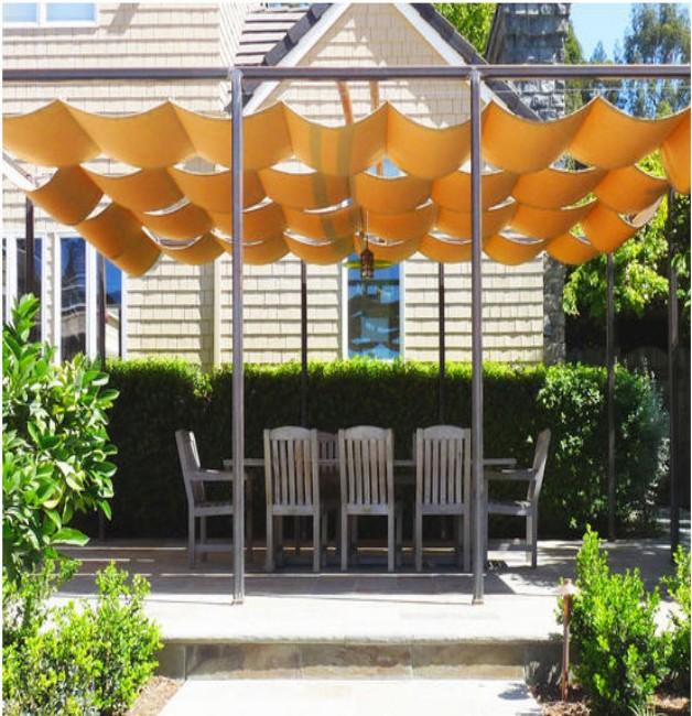 Retractable Pergola Canopies