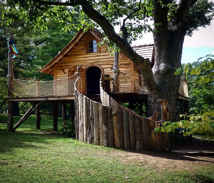 Gazebo Tree House 2