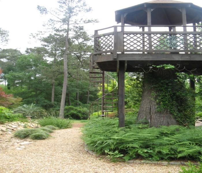 Gazebo Tree House 7