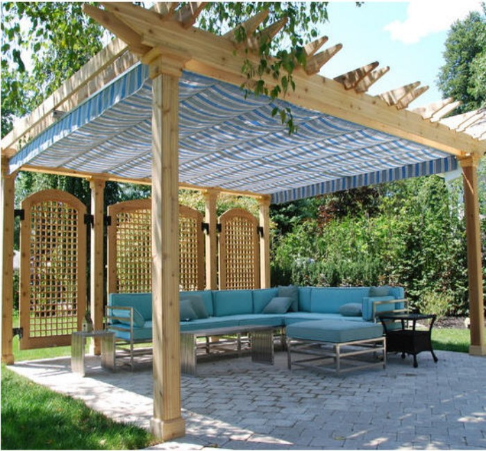 Pergola Patio Covers 2