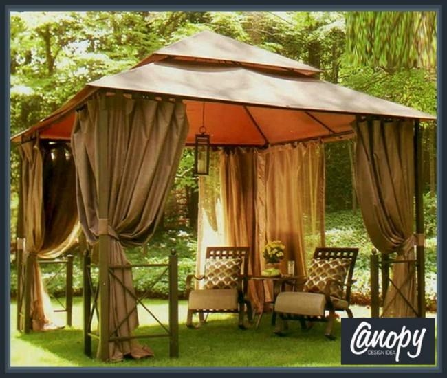 Canopy Gazebos 3
