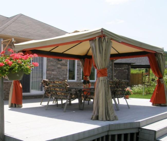 Canopy Gazebos 6