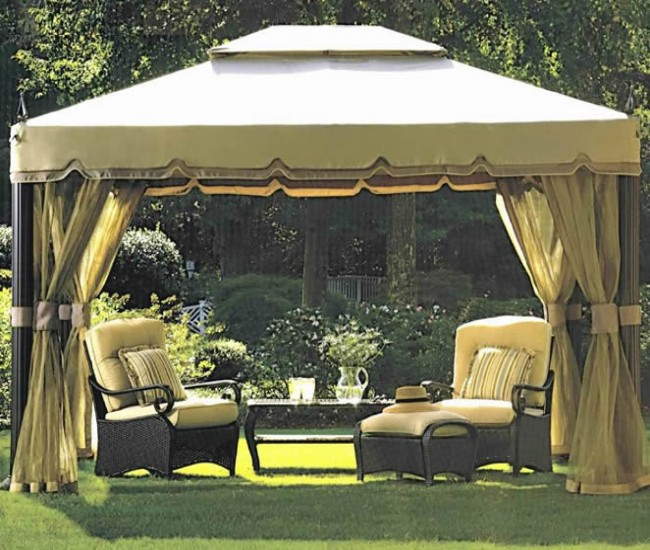 What to Consider Canopy Gazebos for Decks ?