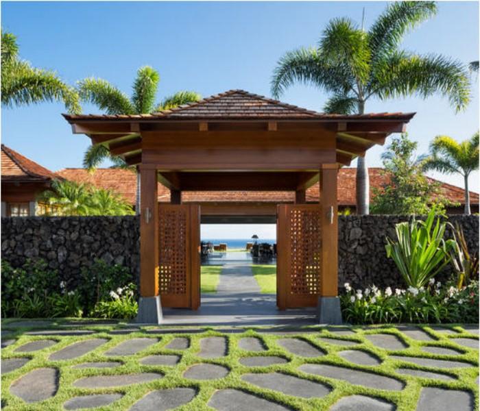 Design Your Entrance Pergola 6