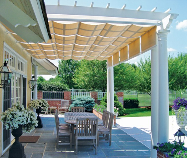 Perfect Attached Pergola Plans