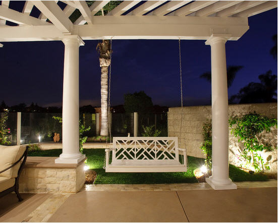 Have You Ever Designed A Swing Pergola Deck?