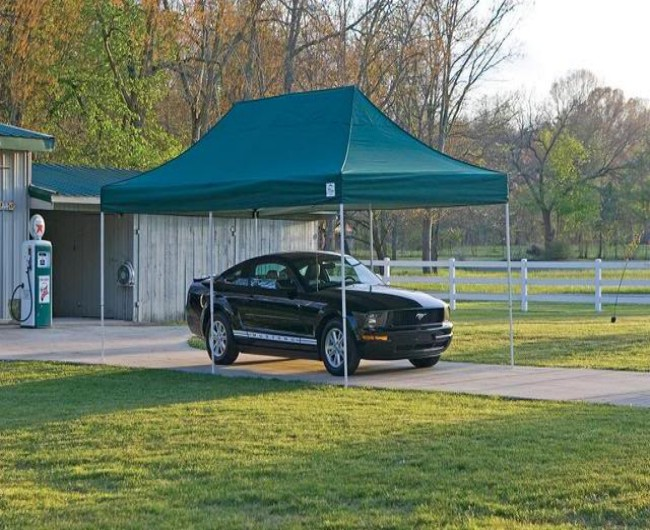 Garage Gazebo a Car Shelter