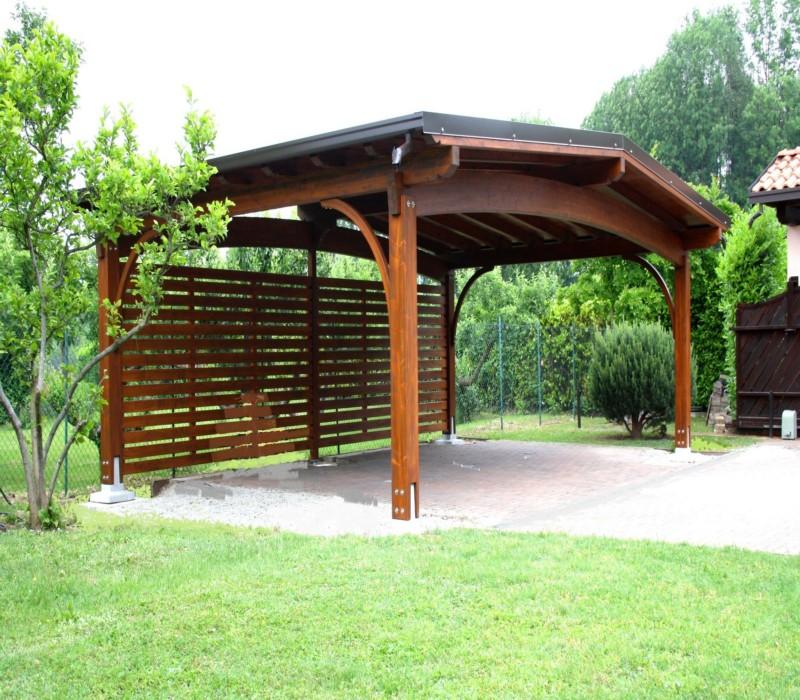 Pergola Carport Designs 11