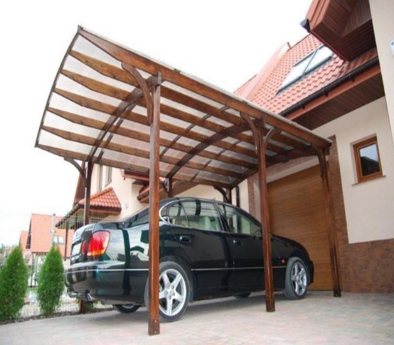Pergola Carport Designs 4