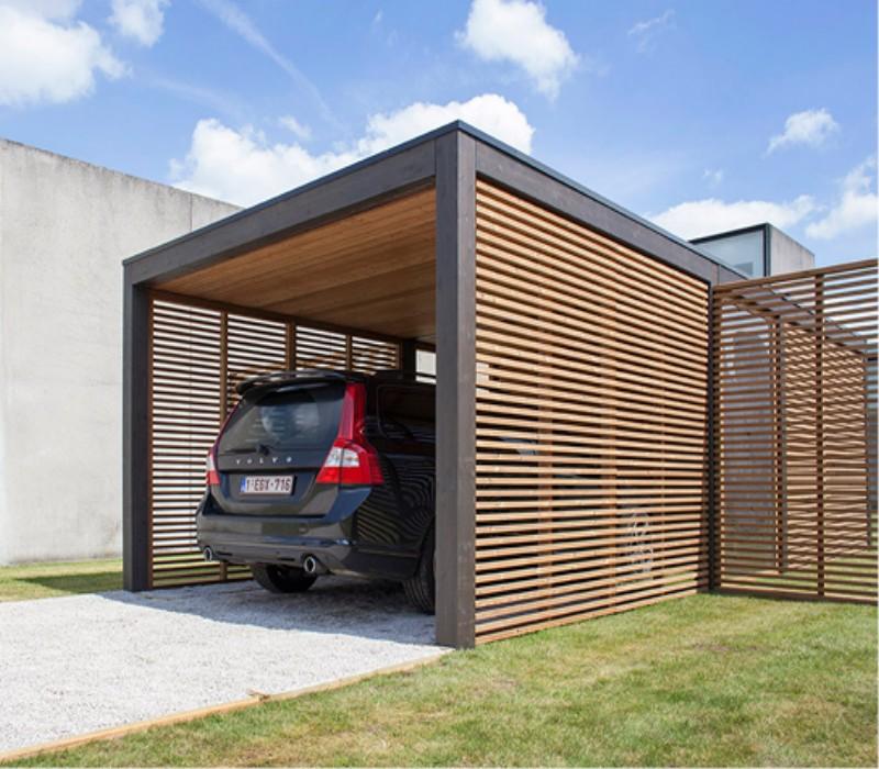 Pergola Carport Designs 5