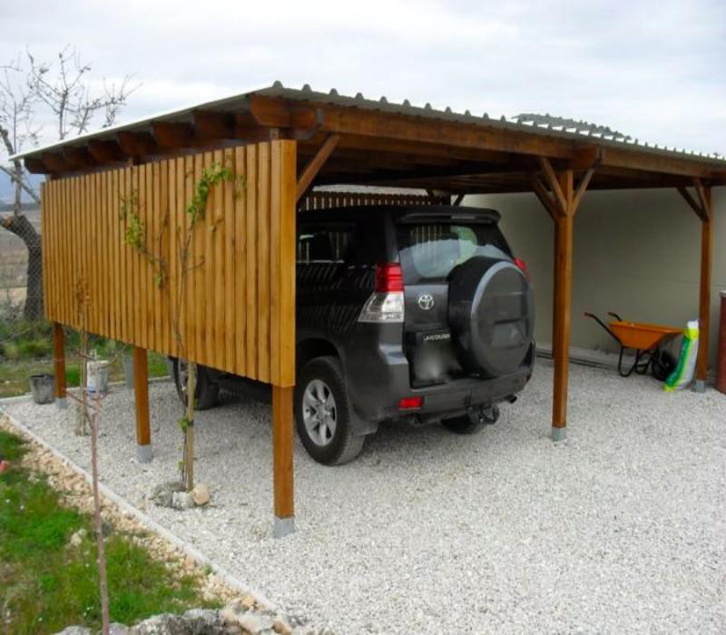 Pergola Carport Designs 9