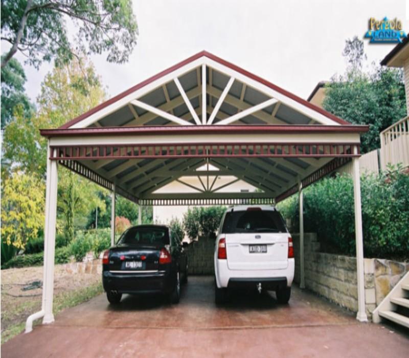 Pergola Carport Designs