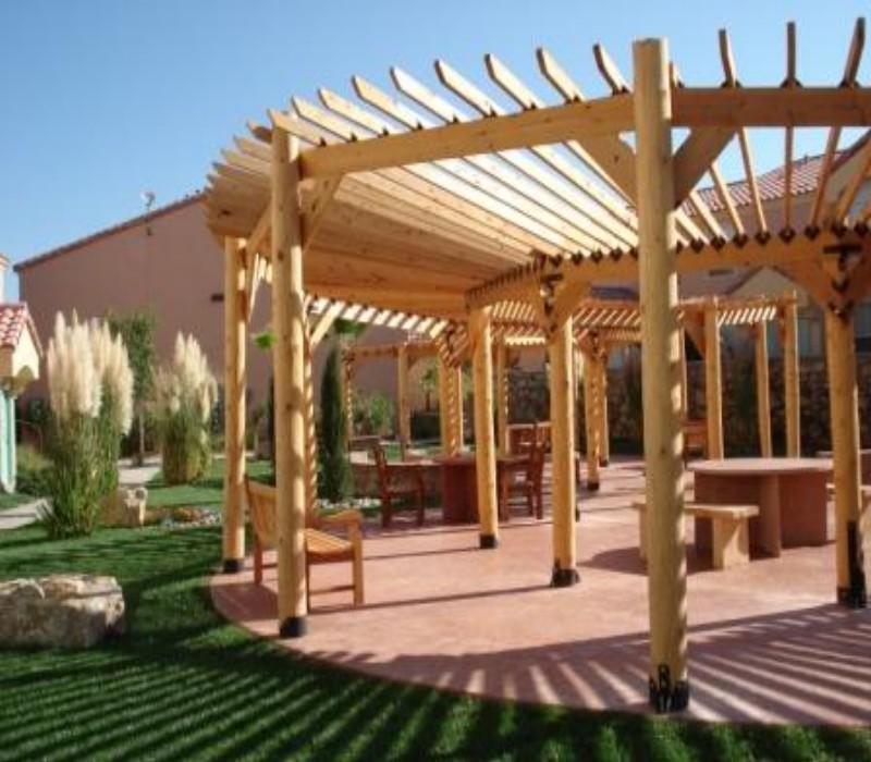 Stunning Garden Pergola 2