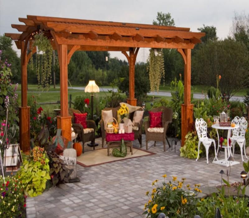 Stunning Garden Pergola 6