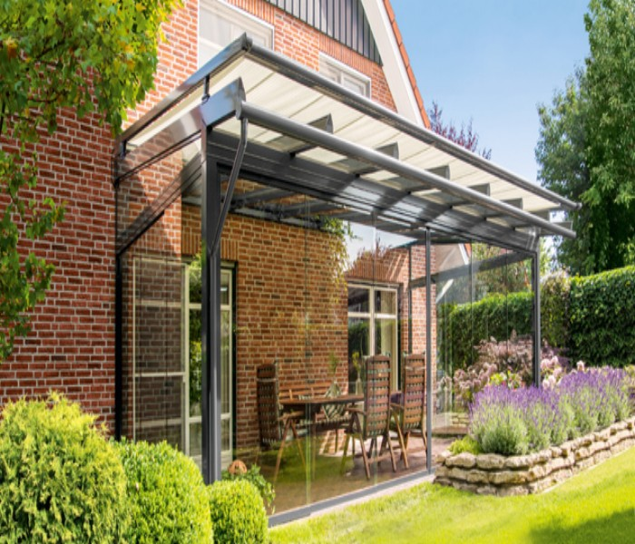 Trellis over a deck the best option pergola gazebos for Deck trellis