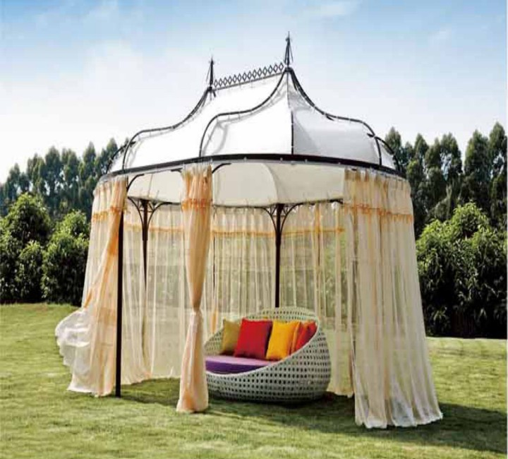 Backyard Gazebo 3